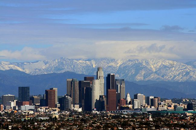 Los Ángeles | Fuente: Todd Jones